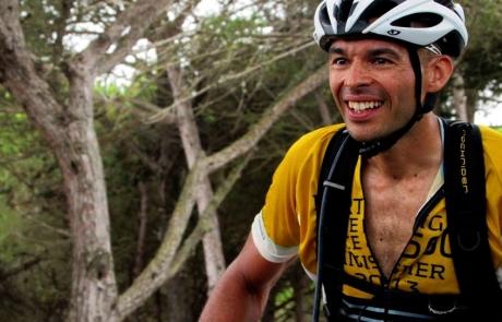 """""""Queria que fosse um percurso marcante e não apenas uma distância a percorrer."""" – Josué Duarte"""